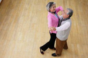 πάρκινσον και χορός