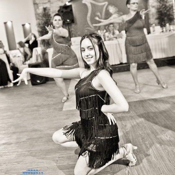ομαδική χορογραφία