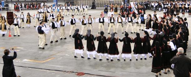 Χοροί της Ηπειρωτικής Ελλάδας